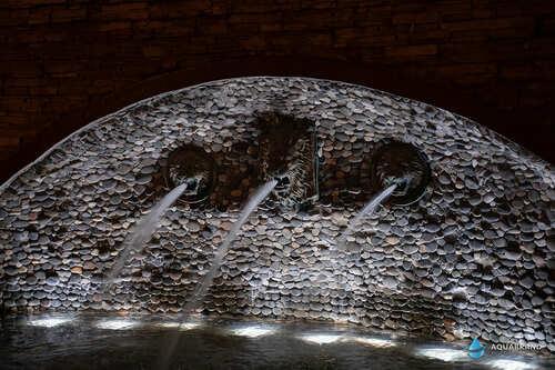 Фонтан в Казани. Реставрация