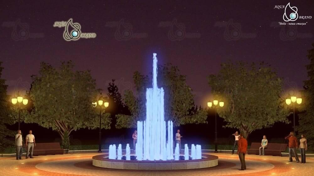 Визуализация Советская площадь