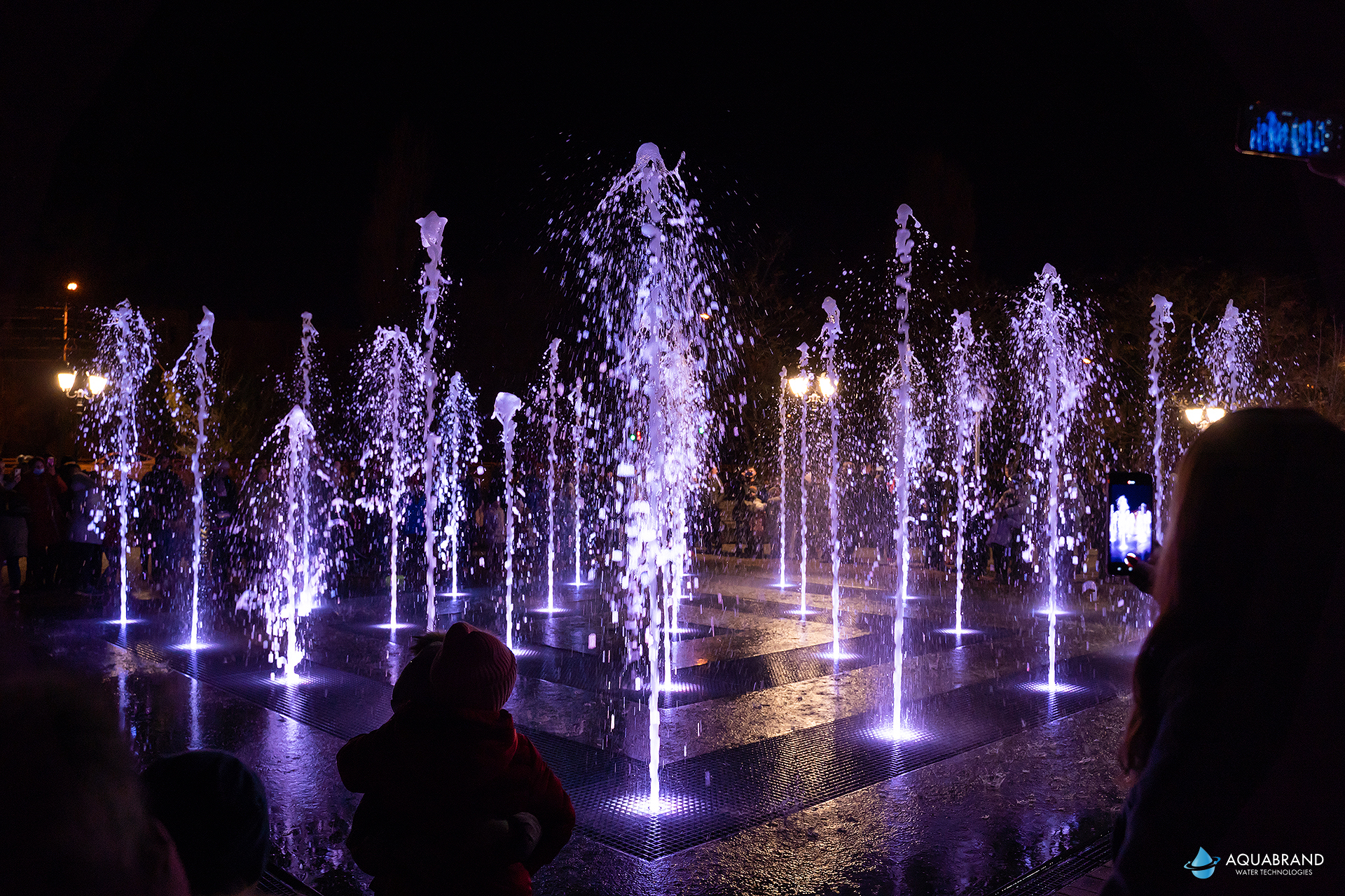 Поющий фонтан Будённовск